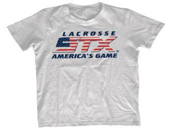 STX America's Game Youth Tee - Legit Lacrosse, Inc.