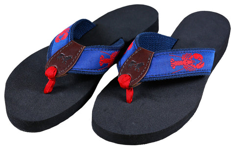 Belted Cow Men's Lobster Sandals