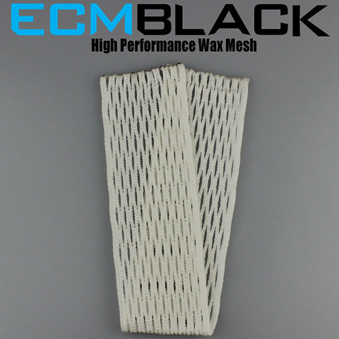 East Coast Dyes ECM Black Mesh 15mm - Legit Lacrosse, Inc.