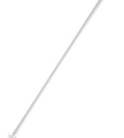 "Maverik Mission Blank 60"" Defense Shaft - Legit Lacrosse, Inc."
