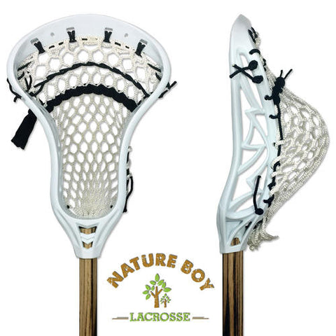 Nature Boy Mini Dpole w/ Mesh - Legit Lacrosse, Inc.