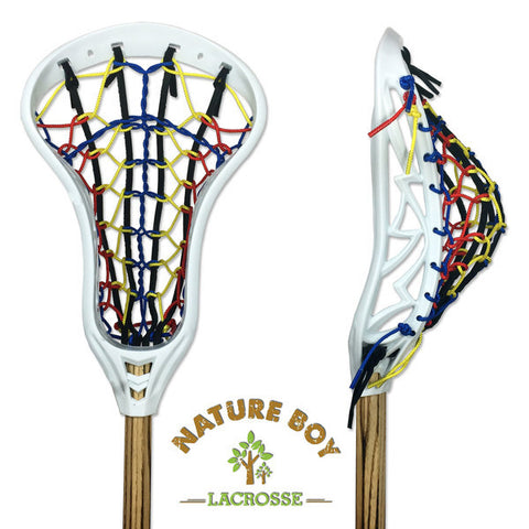 Nature Boy Mini Dpole w/ Pita - Legit Lacrosse, Inc.