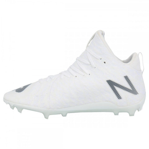 New Balance Burn X2 Mid-Cut Men's Lacrosse - Legit Lacrosse, Inc.