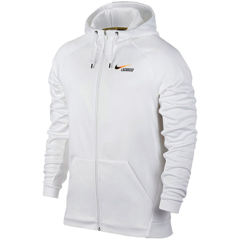 Nike Thompson Brothers Limited Edition Therma-Fit Lacrosse Zip Hoodie - Legit Lacrosse, Inc.