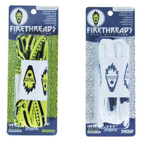 FireThreads Stringer Pack - Legit Lacrosse, Inc.