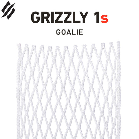 StringKing Grizzly 1s Goalie Mesh - Legit Lacrosse, Inc.