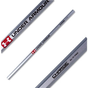 "Under Armour Charge Sc-Ti Pro Shaft - 60"" - Legit Lacrosse, Inc."
