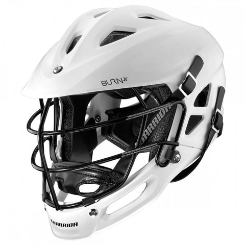 Warrior Burn Junior Lacrosse Helmet - Legit Lacrosse, Inc.
