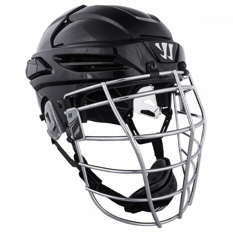 Warrior PX2 Pro-CLA Box Lacrosse Helmet - Black
