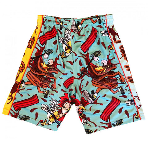 Flow Society CHICKEN & WAFFLES SHORT Youth Shorts - Legit Lacrosse, Inc.