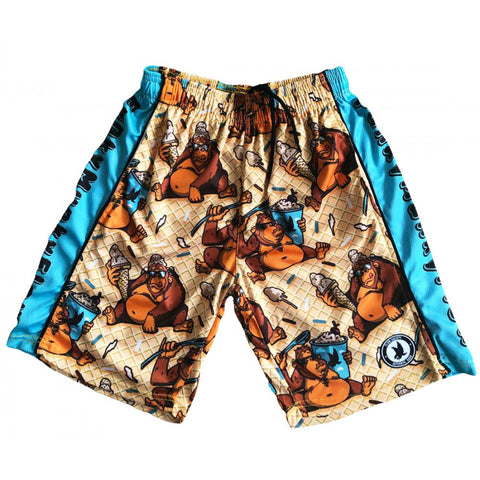 Flow Society Funky Munky Youth Shorts - Legit Lacrosse, Inc.