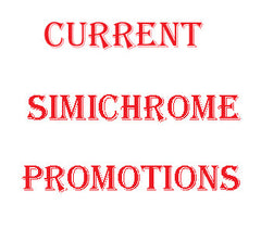 Current Simichrome Promotions