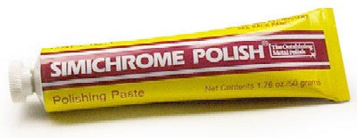Simichrome Polish in a 1.76 ounce tube Item # SC1