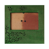 Indian Bijou_Green_Picture_Frame_Blank