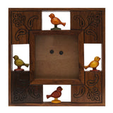Indian Bijou_Brown_Picture_Frame_Blank