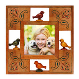 Indian Bijou_Wood_Picture_Frame