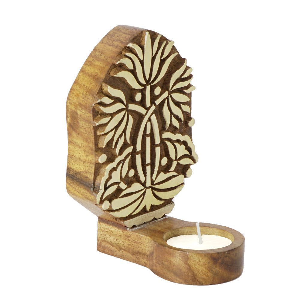 Indian Bijou_Tealight_Holder_Side