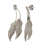 IndianBijou_Sterling_Silver_Earring_Summer_Moonshine_Sideview