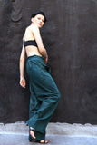 Elliot pants in teal combo stripe