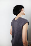 Pre-Order. Hand knit shell sweater