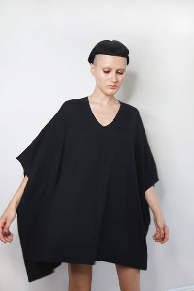 Knitted Cashmere Caftan - SOLD OUT