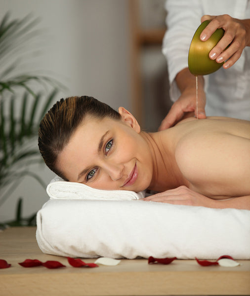 Good Massage and Aromatic Oils