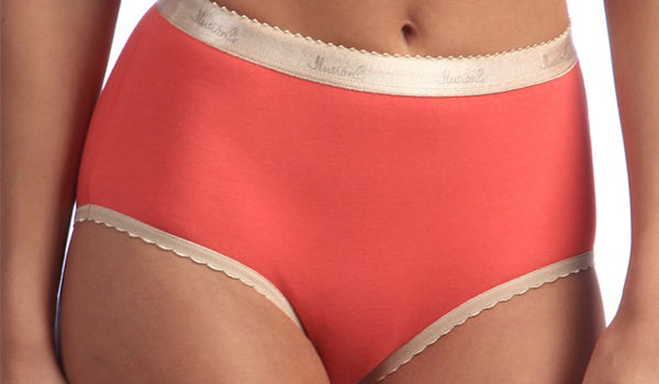 How do you tell your partner you wear panties?