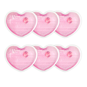 Reusable Hand Warmer - Heart Shaped - Anigan   - 1