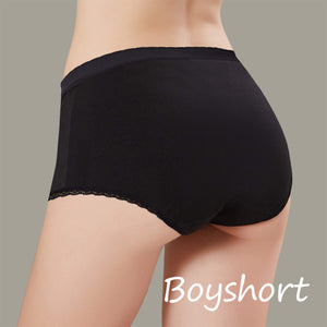EvaWear - Menstrual Period or Light Incontinence Panty - Absorbent Design
