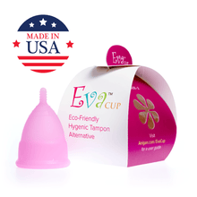 Load image into Gallery viewer, Eva Menstrual Cup Cherry Blossom