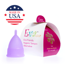 Load image into Gallery viewer, EvaCup: Menstrual Cup Lavender
