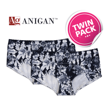 Load image into Gallery viewer, Anigan StainFree Period Panty - Tie Dyed Seamless Boyshorts - Anigan   - 7