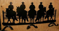 Wild West Coat Rack