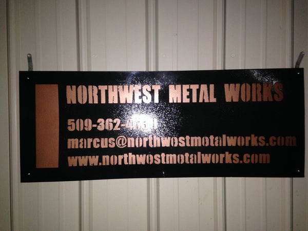 Custom Business Signage