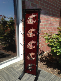 Washington State University Wine Rack