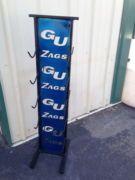 Gonzaga University Wine Rack