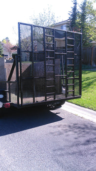 Custom Trailer Gate