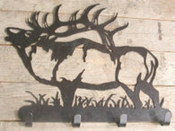 Elk Coat Rack