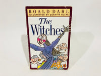 The Witches by Roald Dahl 1998 UK Edition Softcover