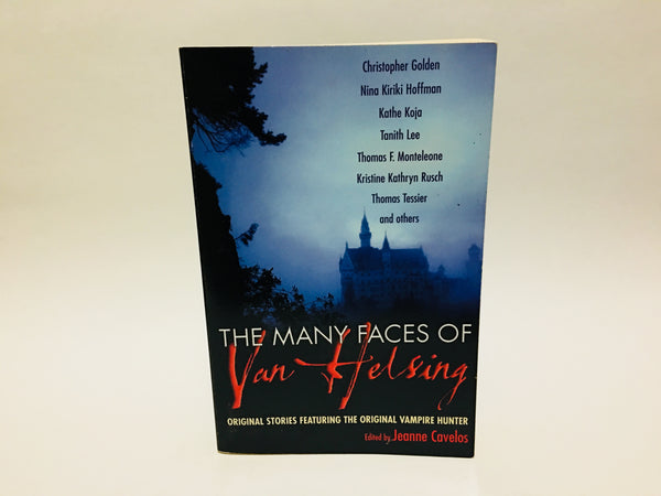 The Many Faces of Van Helsing 2004 Softcover Anthology