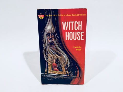 Witch House by Evangeline Walton 1962 Paperback