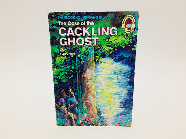 The Case of the Cackling Ghost by Sid Fleischman 1981 Softcover