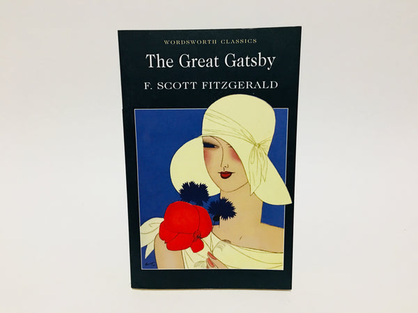 The Great Gatsby by F. Scott Fitzgerald 2001 UK Edition Softcover