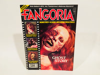 Fangoria Magazine #16 1981 Ghost Story Swamp Thing Rick Baker