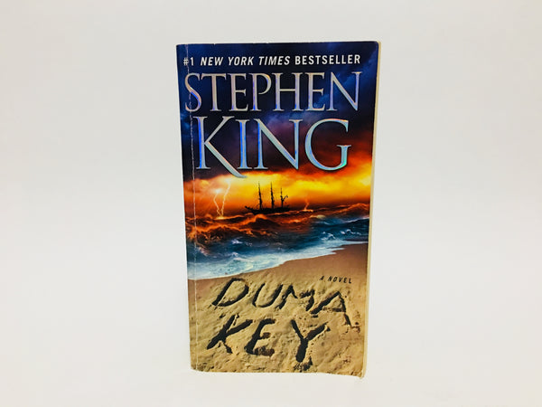 Duma Key by Stephen King 2008 First Edition Paperback