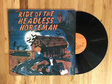 Ride of the Headless Horseman Vinyl LP 1986