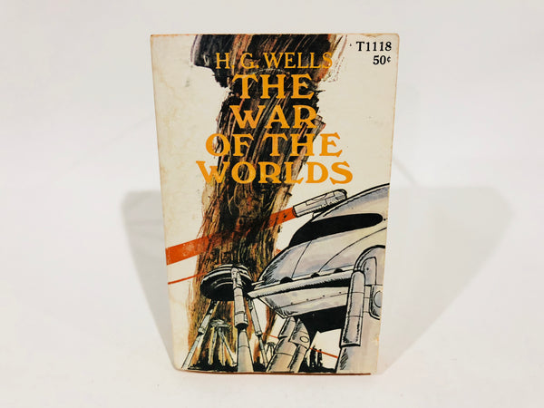 The War of the Worlds by H. G. Wells 1968 Paperback