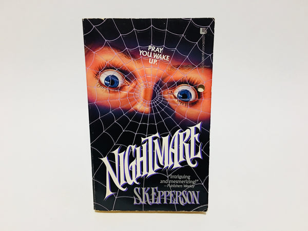 Nightmare by S.K. Epperson 1993 Paperback