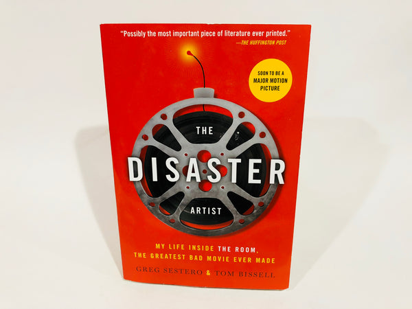 The Disaster Artist by Greg Sistero 2013 Softcover