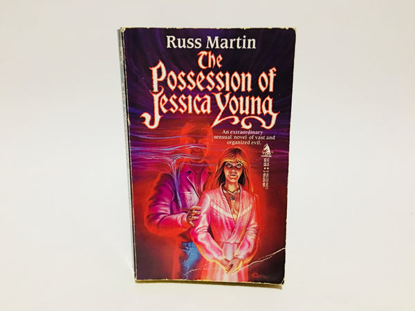 The Possession of Jessica Young by Russ Martin 1988 Paperback